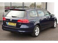 2012 Volkswagen Passat 1.6 TDI BlueMotion Tech S 5dr