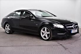 2013 Mercedes-Benz CLS CLS250 CDI SPORT AMG Diesel black Automatic