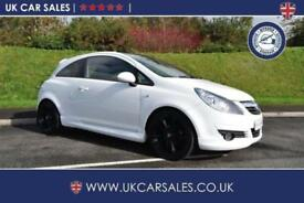 2010 Vauxhall Corsa 1.3 CDTi ecoFLEX 16v Limited Edition 3dr (a/c)