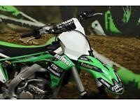 Kawasaki KXF 250 Motocross Bike