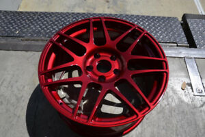 POWDER COATING SPECIALS ON ALL SIZE WHEELS STARTS $75 PER WHEEL