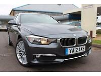 2012 BMW 3 Series 2.0 320d Luxury 4dr