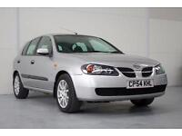 NISSAN ALMERA 2.2 DCI SE ONLY 38324 MILES FROM NEW