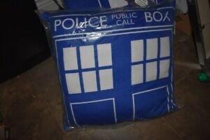 Brand New Doctor Who pillows