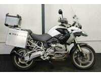 BMW R1200GS ** Full Touratech Luggage - Spot Lights - Engine Bars **