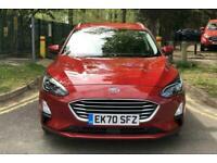 2020 Ford Focus 1.5 EcoBlue 120 Titanium X 5dr Auto ESTATE Diesel Automatic
