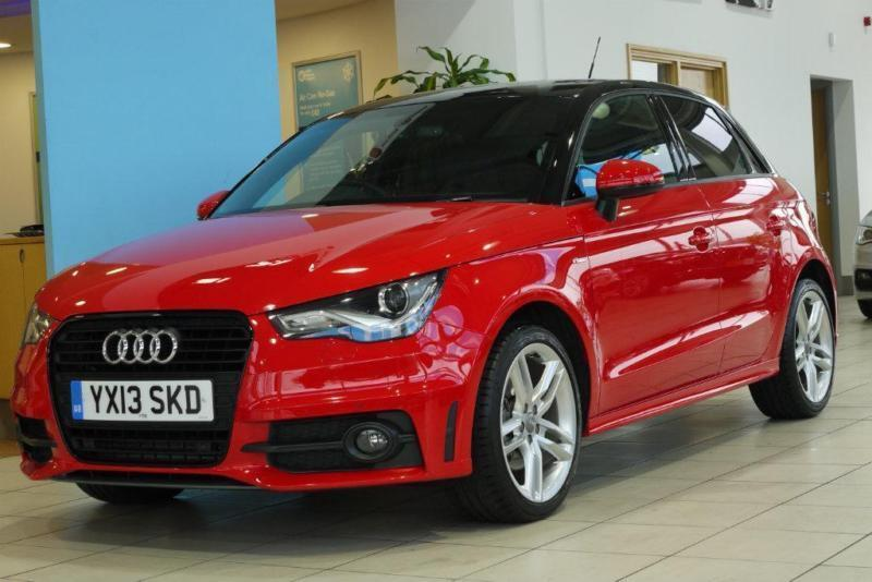 2013 audi a1 1 6 tdi s line sportback 5dr in sheffield south yorkshire gumtree. Black Bedroom Furniture Sets. Home Design Ideas