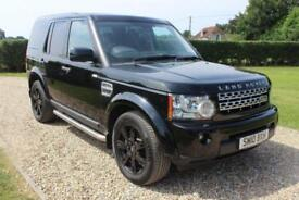 Land Rover Discovery 4 3.0 SD V6 GS 4X4 5dr DIESEL AUTOMATIC 2010/10