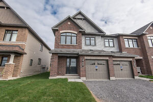 BRAND NEW Modern End-Unit Townhome FOR RENT in Orleans
