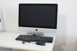 iMac Apple Computer 21.5'' with SSD 120 GB HDD 2TB