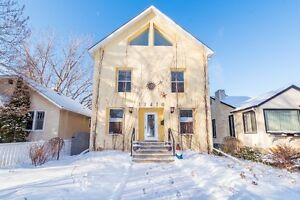 CLOSE TO RIVER VALLEY & DOWNTOWN $110,000+ WORTH OF RENOS!