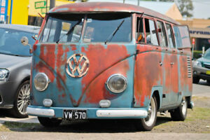 WANTED: VW BUS/ TRANSPORTER VAN VOLKSWAGEN