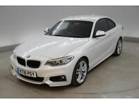 BMW 2 Series 220d [190] M Sport 2dr Step Auto