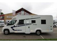 Swift Escape 694 4 Berth motorhome