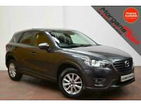 2016 Mazda CX-5 2.2TD (150ps) (2WD) SE-L Lux NAV-SUNROOF-HEATED LEATHER-DAB-FSH-