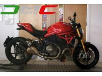 2014 Ducati Monster 1200 S Red 1 Owner 12,109 Miles FSH