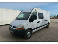 Renault Mobile Office, High Roof Van with 3 7 , 0 0 0 miles