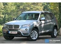 13 BMW X3 xDrive30d SE 3.0d 4x4 Auto NAV+Media Pro Cold Pk Lane Keep PX Welcome