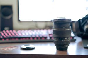 Sigma 24-70mm 2.8 EX DG macro Nikon lens