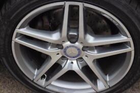Mercedes E220 CDI AMG SPORT-NAV & PAN ROOF