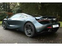 2017 McLaren 720 V8 2dr SSG Auto Coupe Petrol Automatic