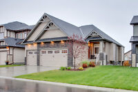 Gorgeous bungalow with Triple Garage
