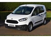Ford Transit Courier 1.5TDCi Crew van