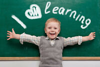 $100 OFF Affordable FULL Day Playschool/ Pre-K