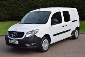 Mercedes Benz Citan Dual-liner 5 seat 1.5 dci