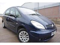 CITROEN XSARA PICASSO EXCLUSIVE 2.0 HDI DIESEL MPV*ONE OWNER*FULL MOT*PANO ROOF*