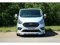 2021 Ford Transit Custom 280 L1H1 130ps Limited with Uber styling