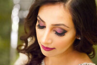 Highly Qulified,4 X ceritfed Hair and Makeup artist in the GTA