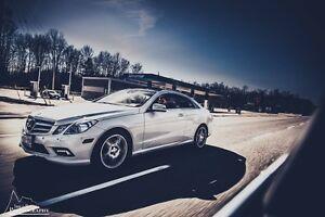 2011 Mercedes-Benz E-Class Coupe (2 door)