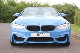 BMW M4 DCT CONVERTIBLE