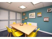 Desk For Hire off Leith Walk - All Bills Included