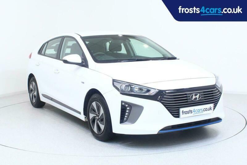 2018 Hyundai Ioniq 5dr 1.6GDi Hybrid SE DCT Automatic Climate Control Bluetooth