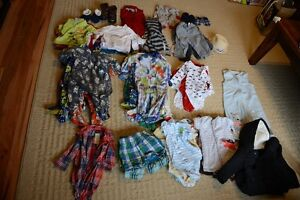 Boy clothes 9-12 months