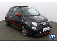 2019 Abarth 595 1.4 T-Jet 165 Turismo 2dr Convertible Petrol Manual