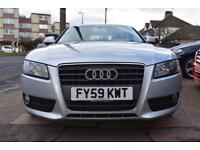 BAD CREDIT CAR FINANCE AVAILABLE 2009 59 AUDI A5 2.0 TFSi SPORT COUPE AUTOMATIC