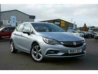 2017 Vauxhall Astra SRI S/S Automatic Hatchback Petrol Automatic