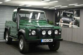image for 1998 S Land Rover Defender 90 2.5 300TDi Pick up - Immaculate Fully Refurbished