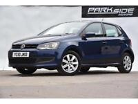 2010 Volkswagen Polo 1.4 SE 5dr
