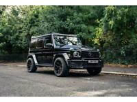 2020 Mercedes-Benz G Class G63 5dr 9G-Tronic Petrol black Automatic