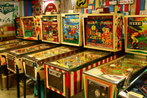 Pinball Machine Wanted. From  80's or 90's. CASH PAID