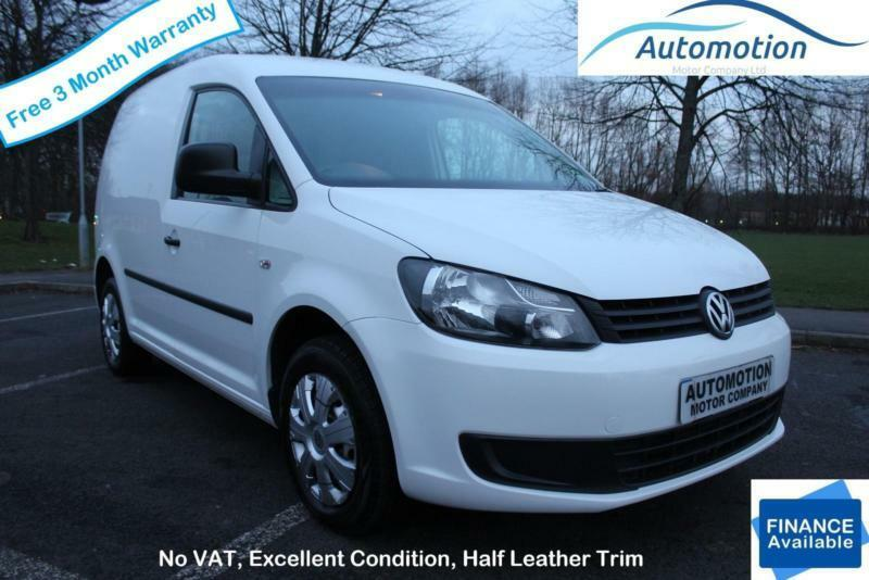 b69264f3e1 2011 Volkswagen Caddy 1.6 tdi Colour Coded Bumpers Stunning Example No Vat