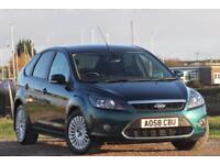 Ford Focus 1.6TDCi 110 ( DPF ) 2008.25MY Titanium