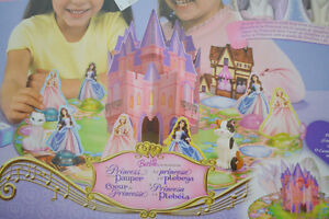 Barbie Game-Princess and the Pauper-3D castle London Ontario image 2