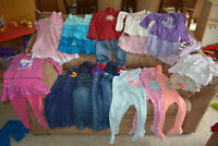 3T girls clothes 37 items