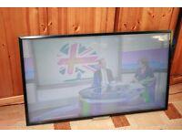 "47"" sony smart tv (white screen fault)"