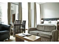 Fully Equipped Serviced Apartment in Central London